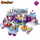 Set constructie Trendy City, festival, Banbao