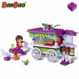 Set constructie Trendy City, furgoneta cu racoritoare, Banbao