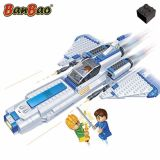 Set constructie Journey Enterprise, Banbao