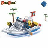 Set constructie Barca interventie politie, Banbao