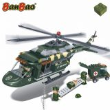 Set constructie Interventie elicopter, Banbao