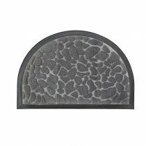 Pres mocheta semiluna, 60x40 cm, Stone