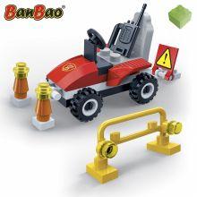 Set constructie ATV pompieri, Banbao