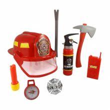 Setul micului pompier cu extinctor activ