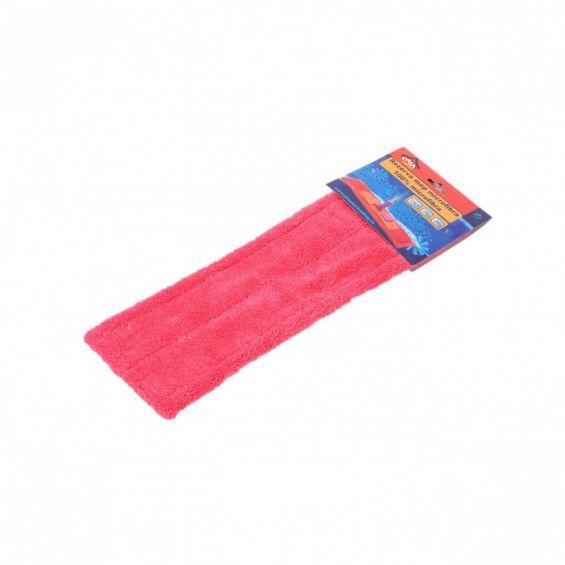 Rezerva mop, Microfibra, rosie