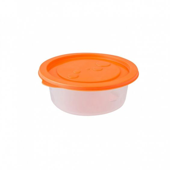 Cutie alimente, rotunda, 550 ml