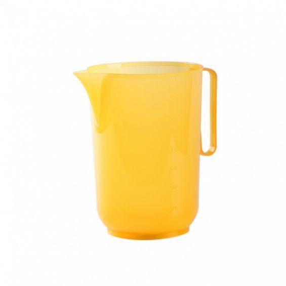 Vas gradat, 2 litri
