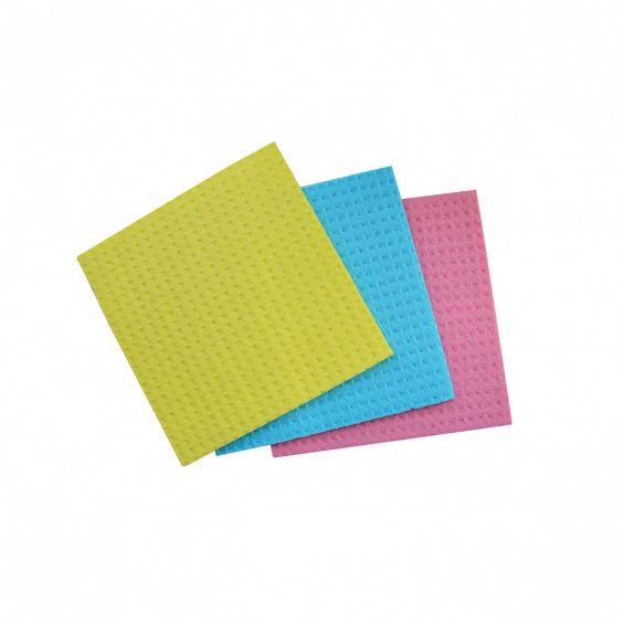 Set 3 lavete absorbante, 18x16 cm