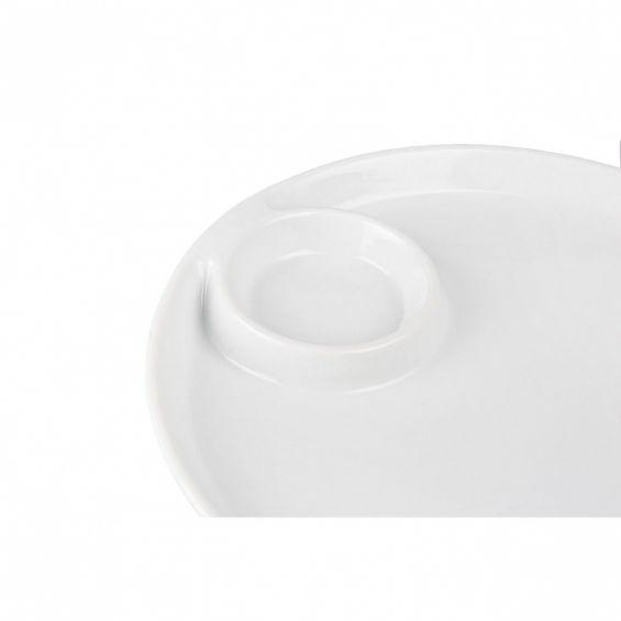 Platou ceramica, 24x21 cm