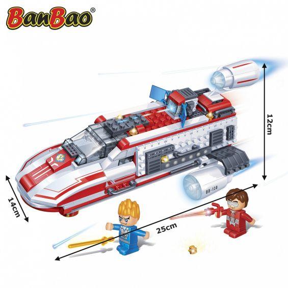 Set constructie Journey Discovery, Banbao