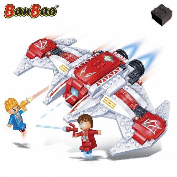 Set constructie Journey Pathfinder, Banbao