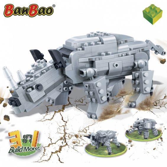 Set constructie Transformatorii 3 in 1 (1), Banbao