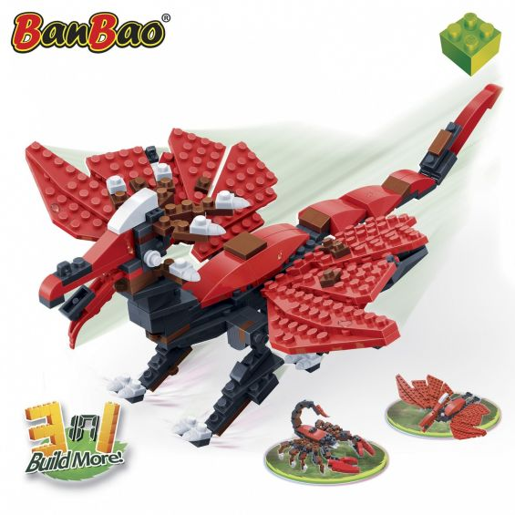 Set constructie Transformatorii 3 in 1 (4), Banbao