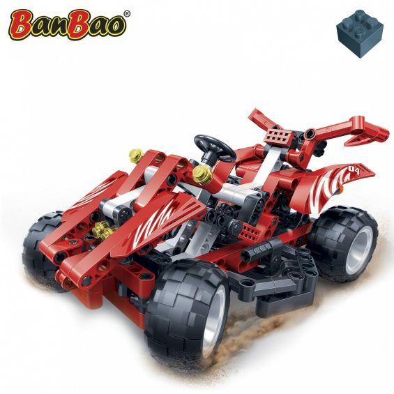 Set constructie Hitech Automobil de curse, Banbao