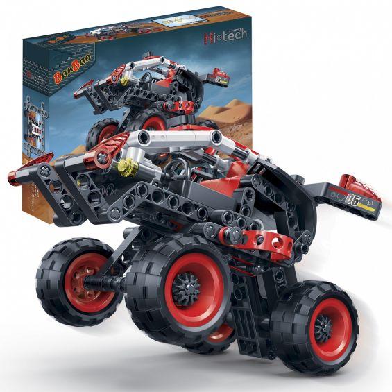 Set constructie Hitech Automobil de teren (1) Banbao