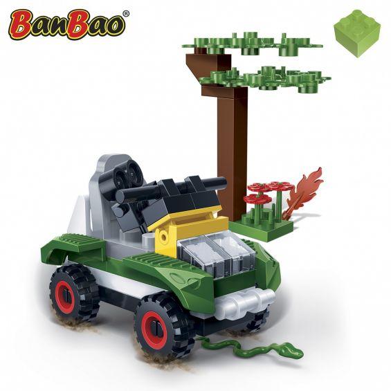 Set constructie ATV safari, Banbao