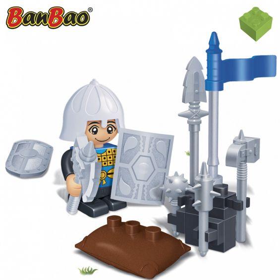 Set constructie Cavaler, Banbao