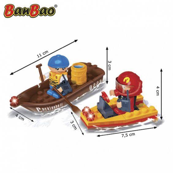 Set constructie Interventie pe mare, Banbao