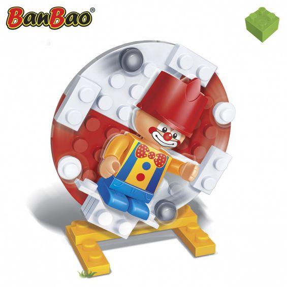 Set constructie Clovn, Banbao