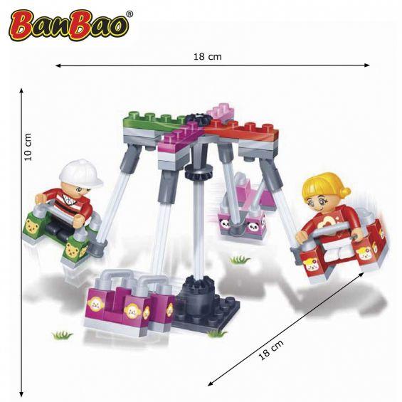 Set constructie Roata, Banbao