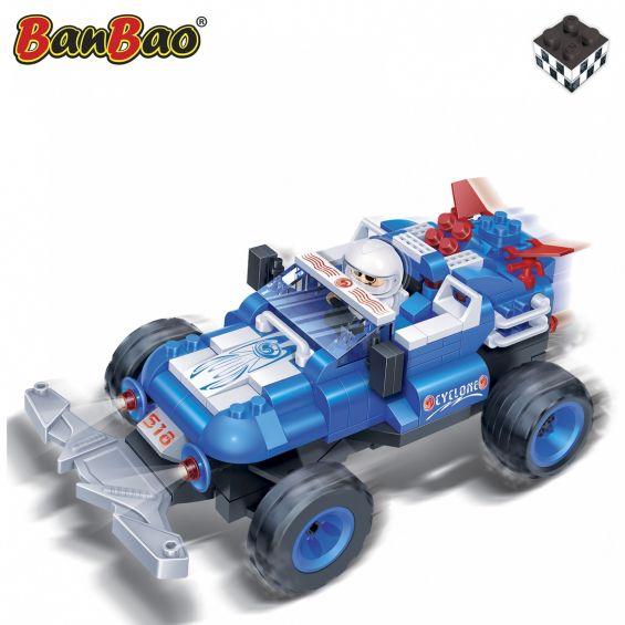 Set constructie Blue Rage, Banbao