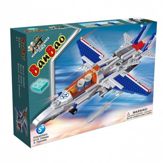 Set constructie Avion militar, Banbao