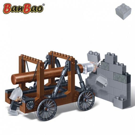Set constructie Cavaler din evul mediu, Banbao