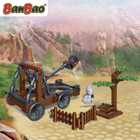 Set constructie Catapulta, Banbao