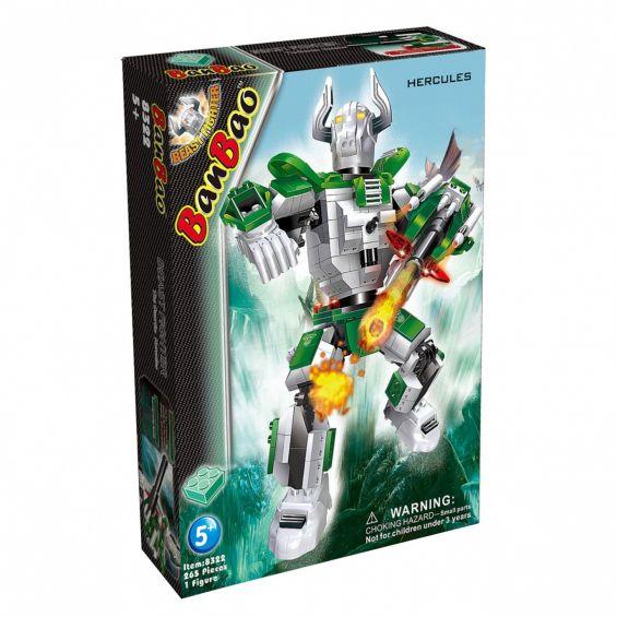 Set constructie Robot Hercules, Banbao