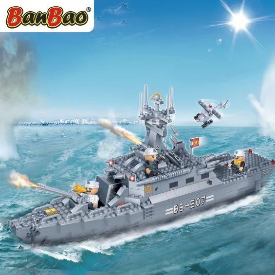 Set constructie Nava militara, Banbao