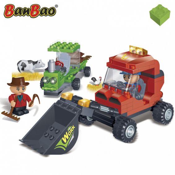 Set constructie Combina, Banbao