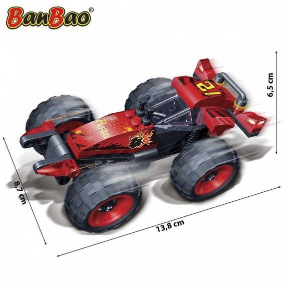Set constructie Racer Rodeo, Banbao
