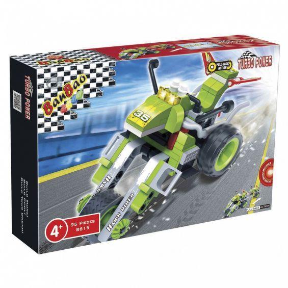 Set constructie Racer Hawk Rider, Banbao