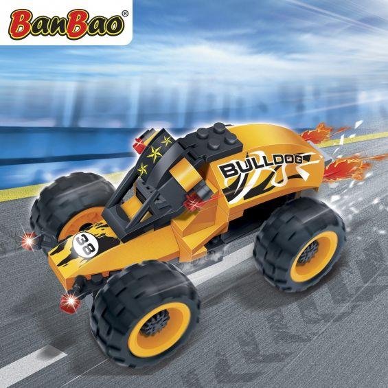 Set constructie Racer Bulldog, Banbao