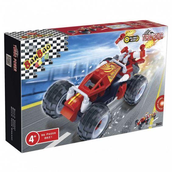 Set constructie Racer Booster, Banbao