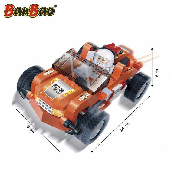 Set constructie Racer Buggy, Banbao