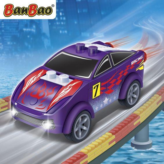 Set constructie Raceclub Lavos, Banbao