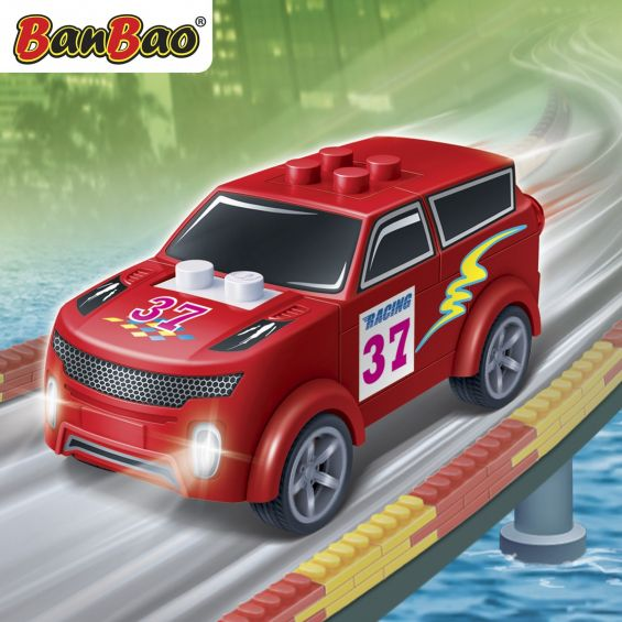 Set constructie Raceclub Robster, Banbao