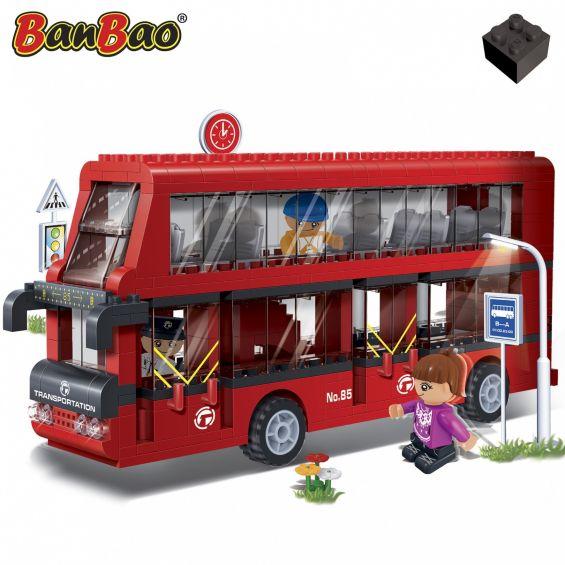 Set constructie Autobuz etajat, Banbao