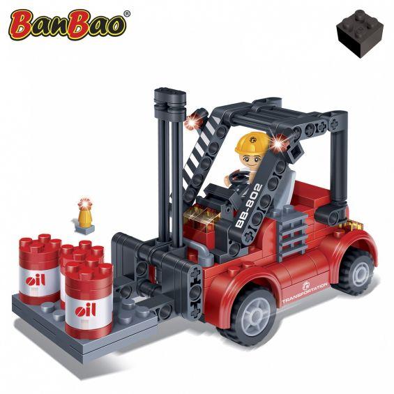 Set constructie Stivuitor, Banbao