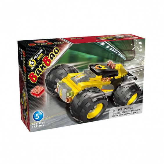 Set constructie Super braker, Banbao