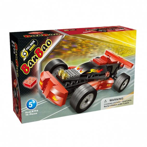 Set constructie Red hurricane, Banbao