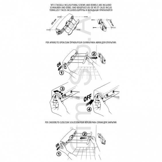 Uscator rufe, Rotor 4