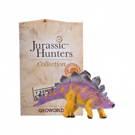 Dinozaur Jurassic Stegosaurus