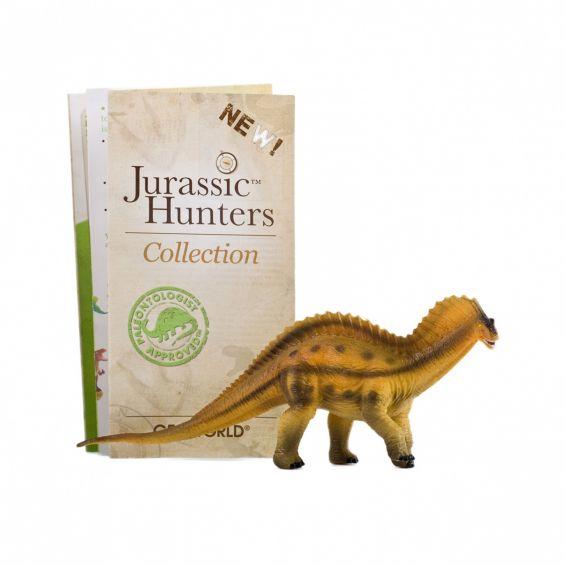 Dinozaur Jurassic Amargasaurus