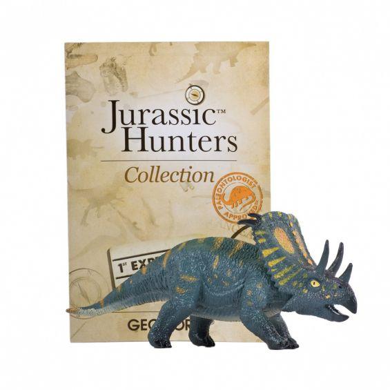 Dinozaur Jurassic Chasmosaurus