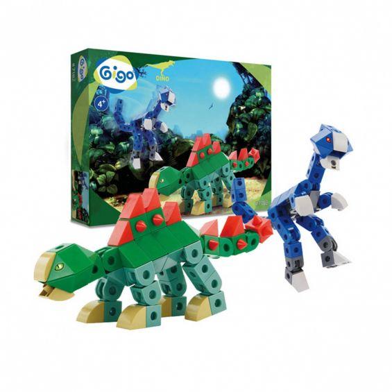 Set constructie Dinozauri, Gigo