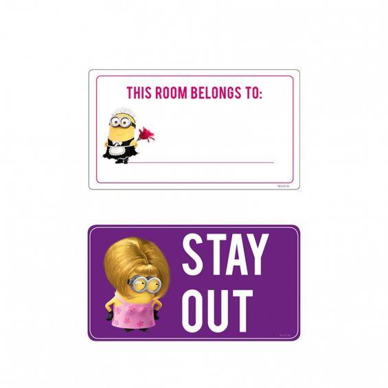Sticker pentru perete, Camera fete