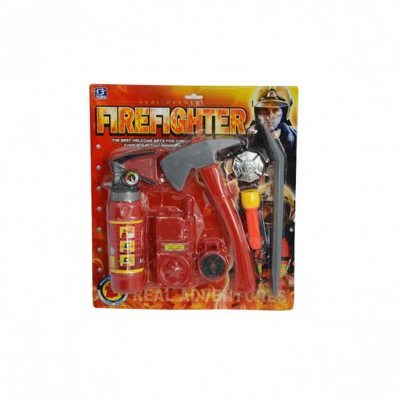 Accesorii si topor pompier