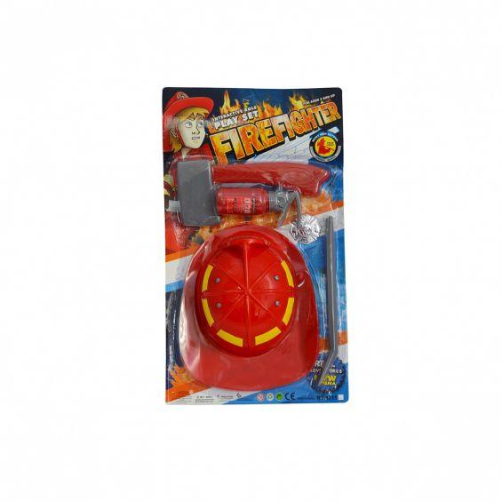 Casca pompieri si accesorii